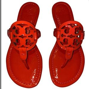 Authentic Tory Burch Miller sandals ❤️